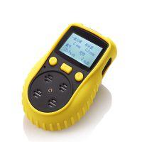 便携式四合一气体检测仪使用方法 便携式可燃有毒气体测试仪