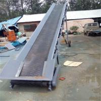 按图纸柴油皮带输送机 兴亚装卸输送机生产制作