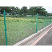 吉安养殖护栏网 抚州工地绿色铁丝网护栏