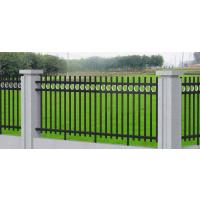中大建筑供应铝合金栅栏户外栅栏