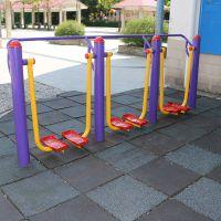 萝岗区公园健身器材 室外健身器材 多功能组合健身器厂家