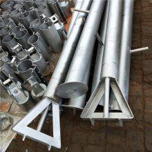 立杆机械 管式铝合金拔杆器 三角架立杆器 洪涛电力 厂家直销