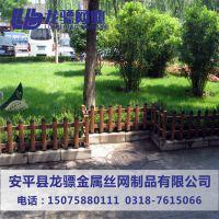 成都草坪栏杆 花草隔离护栏 城市绿化隔离栏