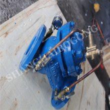 YX741X-10Z 铸铁可调式减压稳压阀 永嘉精拓阀门