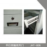元氏县三层置物架 仓储设备工具收纳整齐 工具柜带锁存放安全