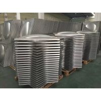 顺德大量供应水箱不锈钢冲压板 304模压板 水箱板厂家批发
