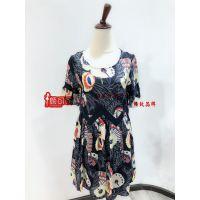 时尚女装女王新款夏装低价走份/品牌女装份货货源