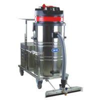 金洁仓库手推式电瓶工业吸尘器80P