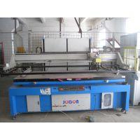 二手丝网印刷机 二手2.4米*1米台面大丝印机