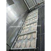 韩式芝士炸猪排上面包糠机 油炸机 调理肉制品专用设备