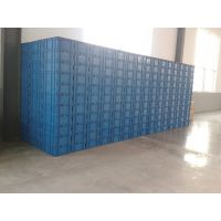 江苏常州供应KEF-600X400X280塑料周转箱工业周转箱质优价廉