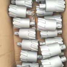 济宁国龙 钢板钻 空心钻 取芯钻 钢轨钻 工程船舶空心钻