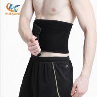 东莞越康新款海绵束身腰带塑身健身腰带燃脂加压收腹带 护腰 定制生产