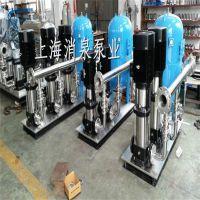 ISO认证无负压供水设备厂家多功能变频控制不锈钢供水离心泵组