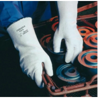 广州手套安思尔42-474 丁腈隔热耐高温250度