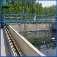 水衡专供 大型污泥处理设备 桁车式刮泥机 处理量大 效率高