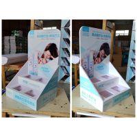 开孔雕刻小货架展示架塑胶PVC板陈列架促销小架子广告销售批量做