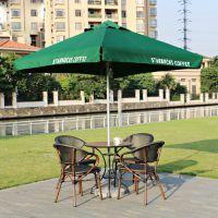 合肥室外家具售楼中心园林景观休闲桌椅,楼盘户外太阳伞岗亭伞