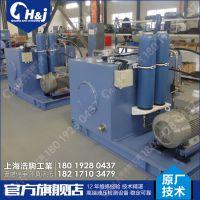 上海液压工作站实木家具木地板生产线液压系统维修保养