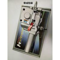 塑钢气动打包机AQD-19PET免扣捆扎机