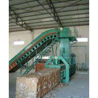 液压打包机废纸打包机厂家制定尺寸