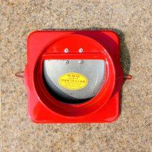 防火止回阀厨房排烟道逆止阀消防验收防火油烟止逆阀