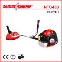 科瑞普NTC430大功率汽油打草机割草机二冲程侧挂式除草机割灌机