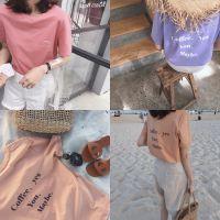 广州便宜韩版T恤便宜地摊货杂款女装半袖杂款时尚库存短袖处理女士半袖批发