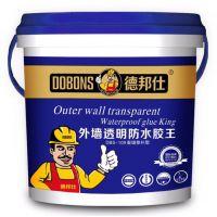 外墙防水材料哪种好-国内防水十大品牌--外墙透明防水胶王-德邦仕