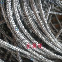 耐高温辊道绳 耐高温金属绳 玻璃杯夹具 夹头缠绕绳 耐高温绳 金属绳
