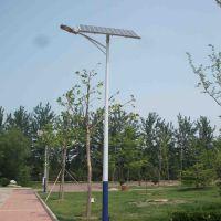 山东青岛灯杆厂家直销新农村建设定制款5米20W太阳能路灯