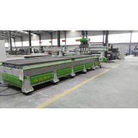 鄂州定制板式家具生产线 板式数控开料机 木工数控加工中心雕刻机