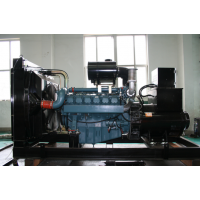 大宇400KW柴油发电机组 建筑工程设备专用斗山发电机