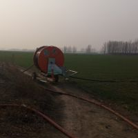 移动式喷灌机 农业平移式喷灌机
