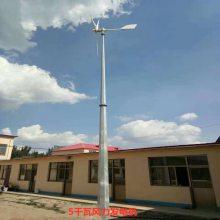 晟成猪场用风力发电机20kw采用PLC 远程监控触摸屏 自动化