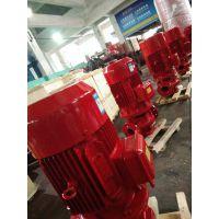 消防水泵 消防排水泵XBD8.5/6-50L上海诚械消防多级泵XBD8.3/7-50L