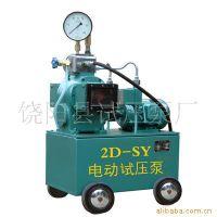 河北厂家供应鸿源,高压、数控、压力自控试压泵