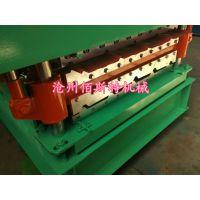 供应沧州佰斯特压瓦机设备厂生产彩钢双层压瓦机