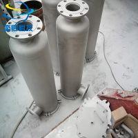 污水过滤设备 大流量单袋过滤器 不锈钢袋式过滤器 可非标定制