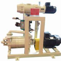 2BV2060型水环式真空泵高真空设备质量好价格公道单极泵真空机组