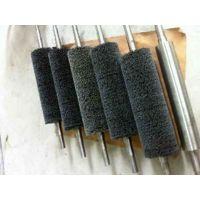 磨料丝毛刷辊|磨料丝毛刷辊厂家直销