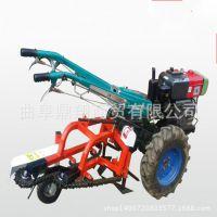 新款四轮高配花生收获机 农用机械手扶带动收获机厂家