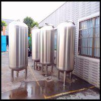 新安县不锈钢机械过滤器罐固液分离设备山泉水预处理过滤器清又清生产