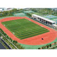 贵港平南县运动场建设项目 篮球场 足球场 塑胶跑道建设 康奇体育