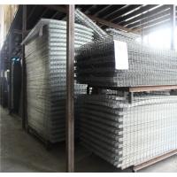 广州 建筑热镀锌钢丝网片,螺纹钢筋铁线网格片,桥梁地下室黑线碰焊网