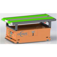 自动化机器人搬运运输线体式AGV物流小车