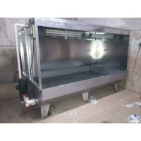 锋易盛长期生产喷油水濂柜 喷漆水帘柜 工业水濂柜 优质喷油柜厂家