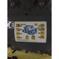 北京北内F4L913四缸 风冷柴油机 40 千瓦 1800转厂家直销