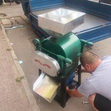 高产量花生破碎机 电动花生破碎机 玉米高粱粉碎机(宏瑞)