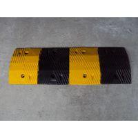 减速带加厚橡胶坡道乡村道路小区车库减速板5/4cm道路减速带铸钢
